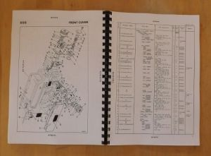 FV432Rarden and GPMG turretsIllustrated parts catalogue